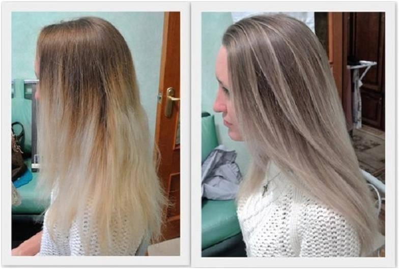 Осветление мелированных волос – как правильно осветлить шевелюру после мелирования, выбор краски