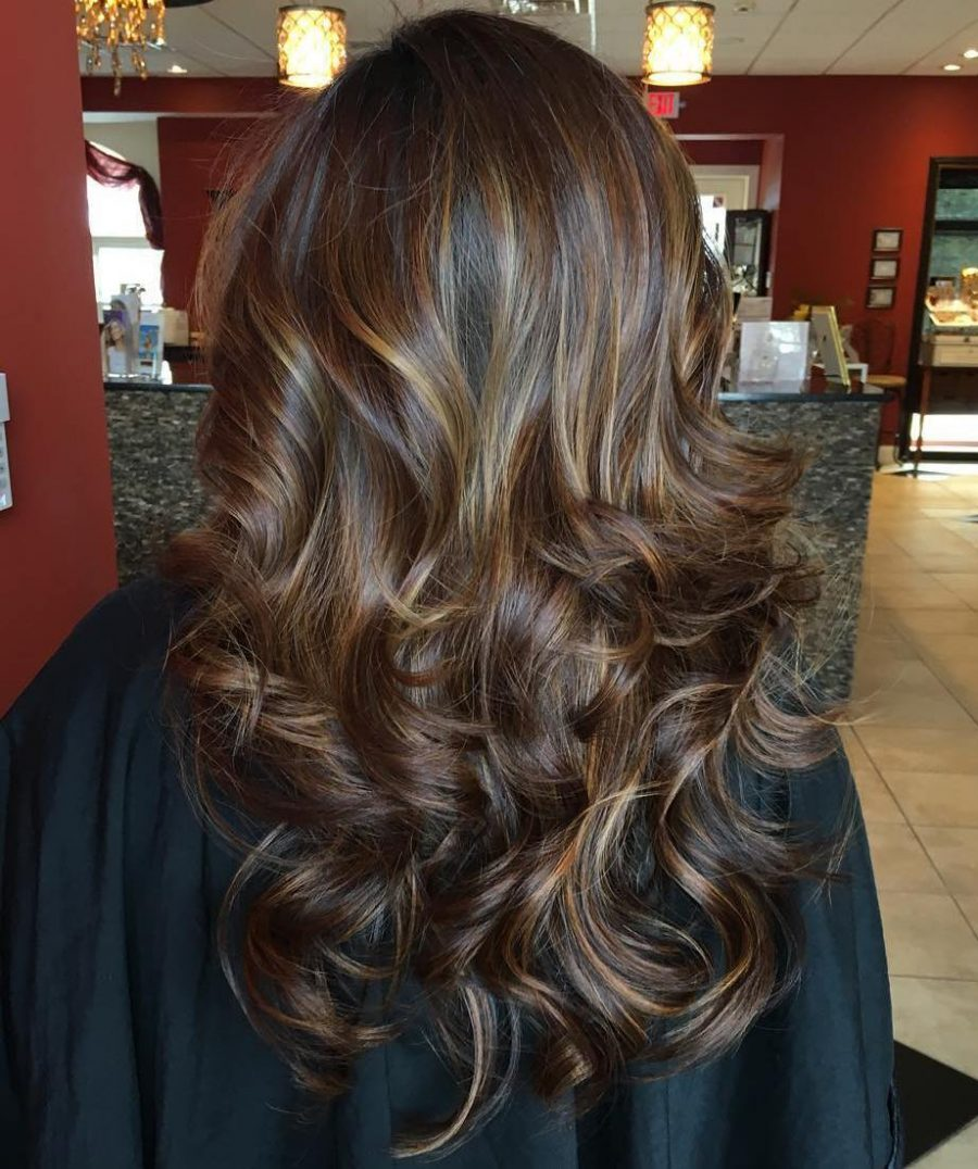 Светлое окрашивание волос. фото на короткие, средние волосы, под натуральный цвет