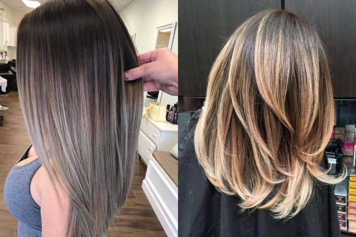 Окрашивание волос 2019 на короткие волосы - модные новинки