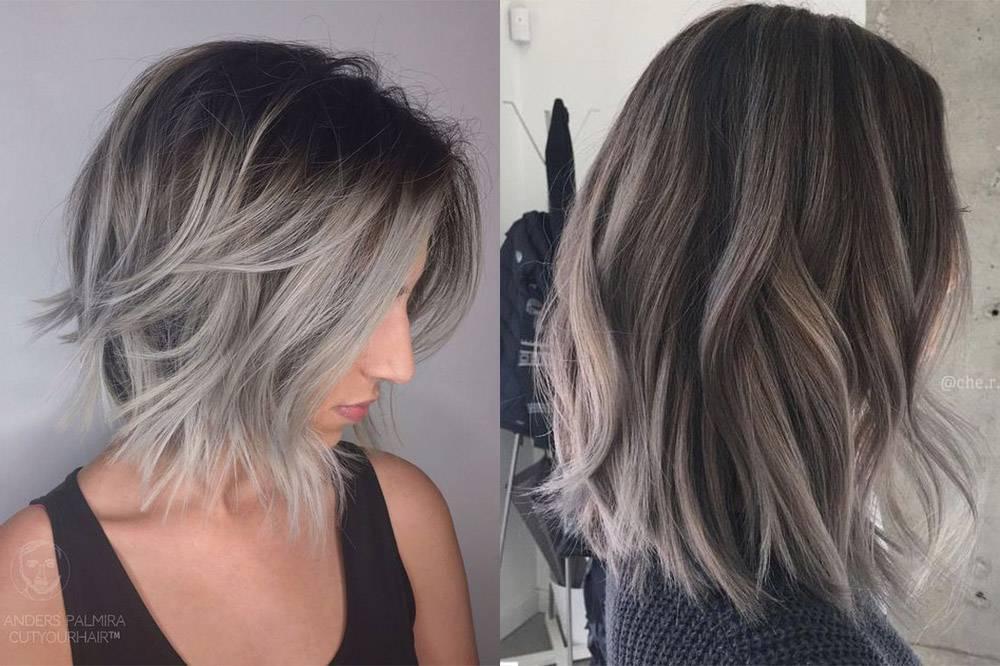 Мелирование на русые волосы: модные тренды 2020 и популярные техники окрашивания