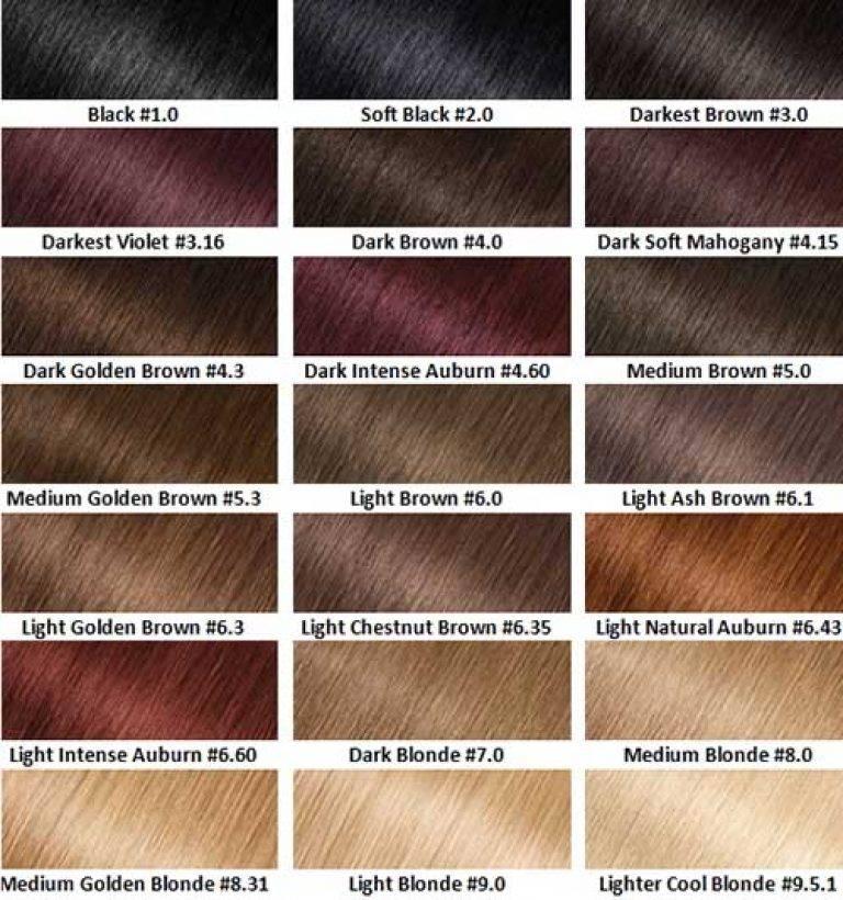 Темно-красный цвет волос: тонкости выбора цвета