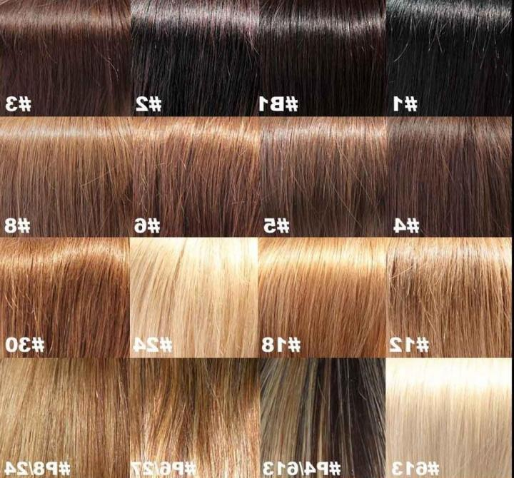 Золотисто-каштановый цвет волос. фото, краски, оттенки, техники окрашивания