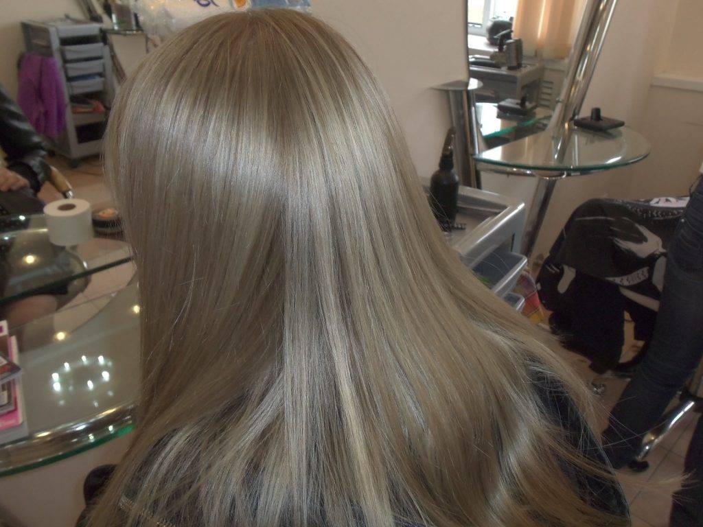 Пепельно-русый: как добиться оттенка и цвета волос