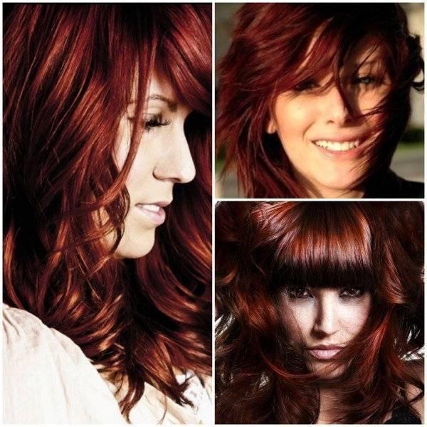 Медный цвет волос: идеи оттенков, советы по окрашиванию
