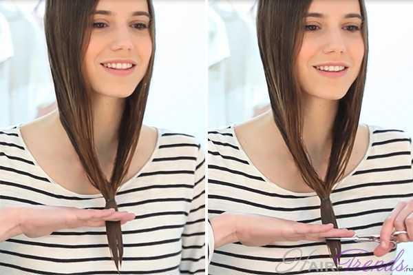 Стрижка лесенка - топ 15 тенденций 2020 на средние и длинные волосы