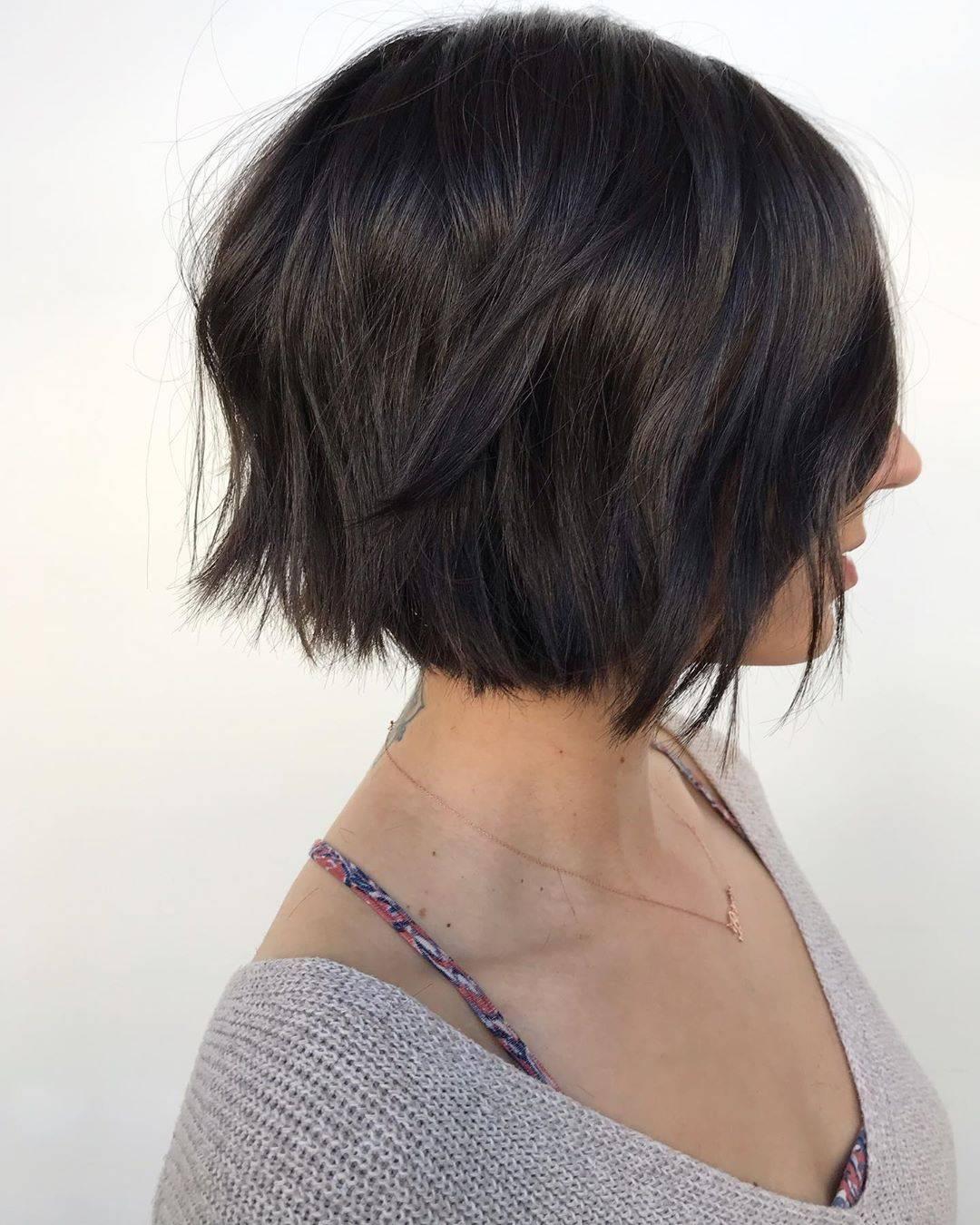 Стрижка каре на короткие волосы. 120 стильных вариантов с фото